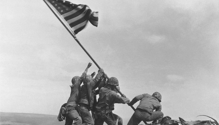 Iwo Jima and the Power Behind the American Flag