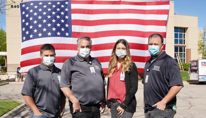 Healthcare Worker Honor Flight @ Ogden Regional Medical Center