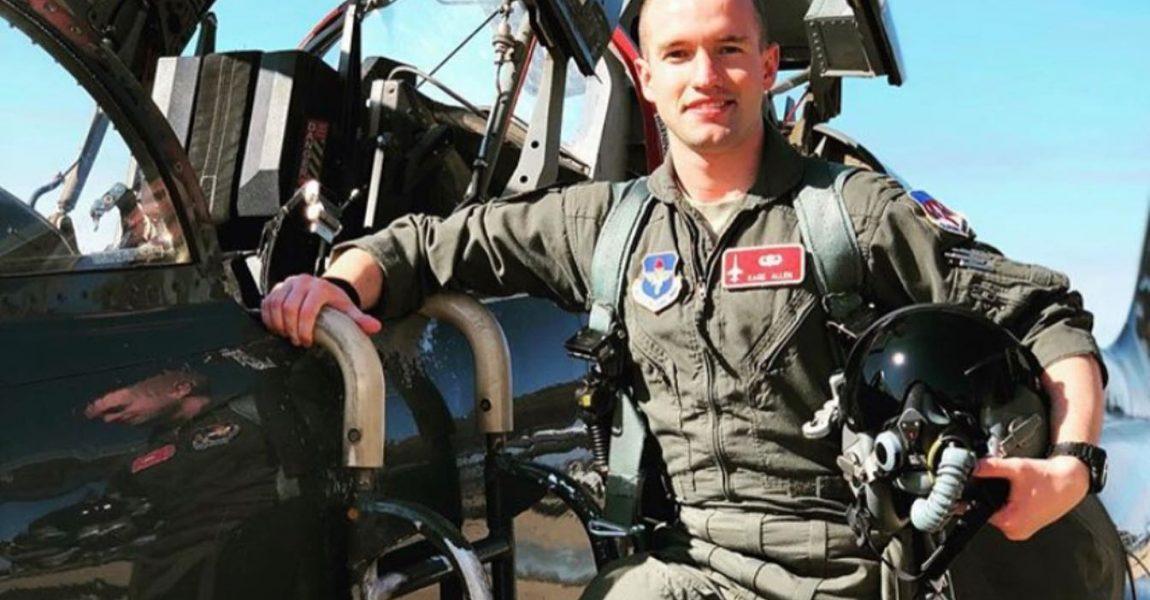 "1Lt Kenneth ""Kage"" Allen – USAF"